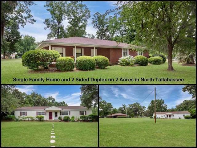 1913 Talpeco Road -, Tallahassee, FL 32303 (MLS #333841) :: Danielle Andrews Real Estate