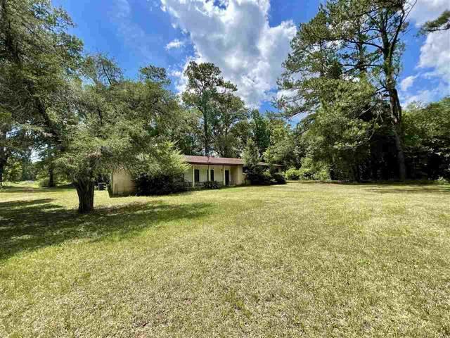 1639 Casa Bianca Road, Monticello, FL 32344 (MLS #333855) :: Danielle Andrews Real Estate