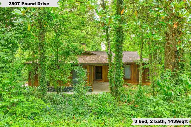 2807 Pound Drive, Tallahassee, FL 32303 (MLS #333857) :: Danielle Andrews Real Estate