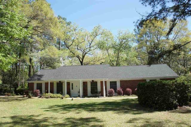 2419 Crawfordville Highway, Crawfordville, FL 32327 (MLS #333861) :: Danielle Andrews Real Estate