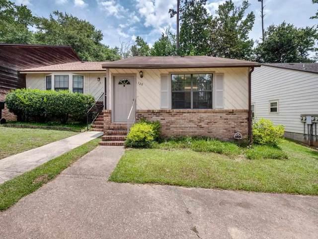 120 Boardwalk Street, Tallahassee, FL 32301 (MLS #333866) :: Danielle Andrews Real Estate