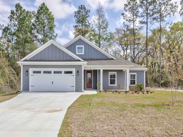38 Stillmont Drive, Crawfordville, FL 32327 (MLS #333896) :: Danielle Andrews Real Estate