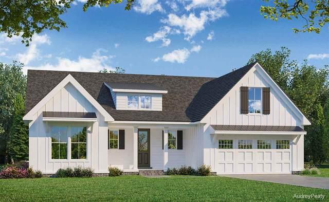 31 Windsor Way, Crawfordville, FL 32327 (MLS #333904) :: Danielle Andrews Real Estate
