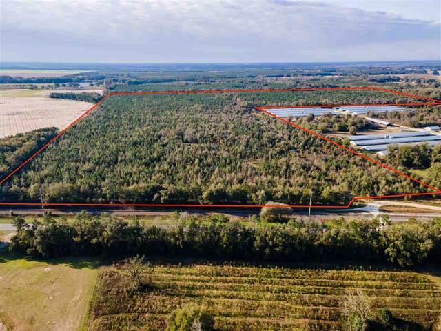 Vacant SE Farm Road, Lee, FL 32059 (MLS #333906) :: Danielle Andrews Real Estate