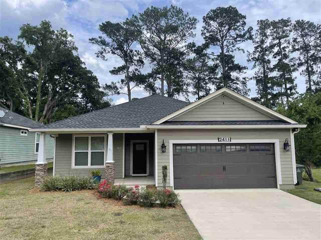 2411 Ludmila Lane, Tallahassee, FL 32303 (MLS #333908) :: Team Goldband