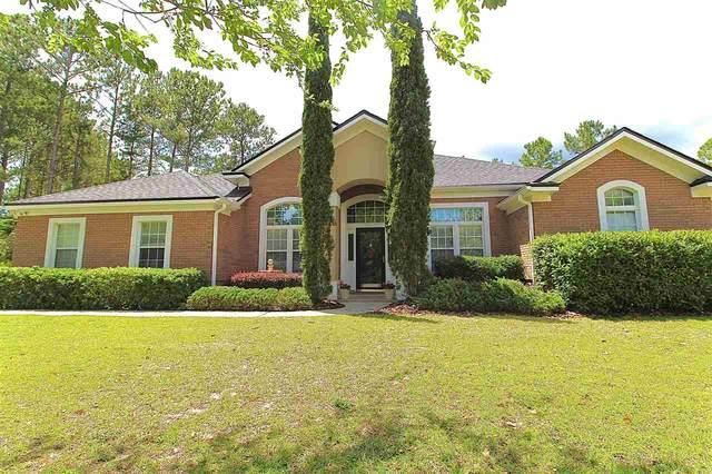 30 Equine Drive, Crawfordville, FL 32327 (MLS #333910) :: Danielle Andrews Real Estate