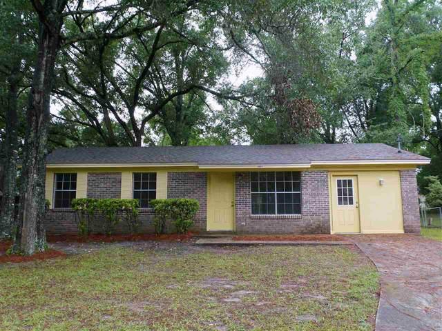 5604 Nature Lane, Tallahassee, FL 32303 (MLS #333917) :: Team Goldband