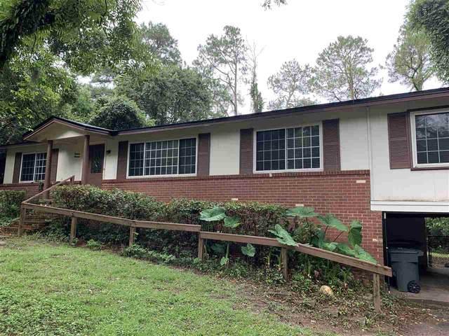 1313 Sharon Road, Tallahassee, FL 32303 (MLS #333926) :: Team Goldband