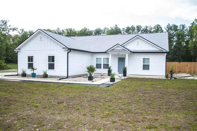 166 Scenic Stream Circle, Crawfordville, FL 32327 (MLS #333931) :: Danielle Andrews Real Estate