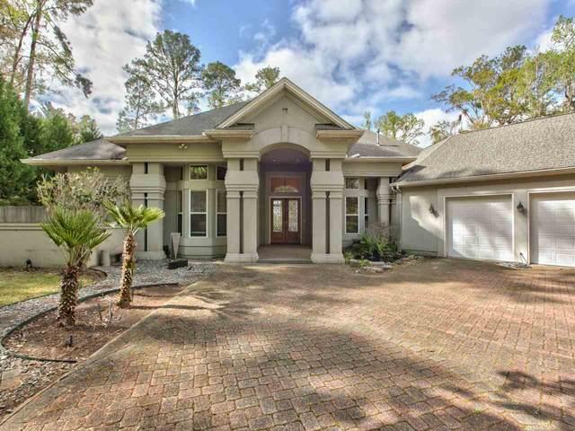 1843 Miller Landing Road, Tallahassee, FL 32312 (MLS #333944) :: Team Goldband