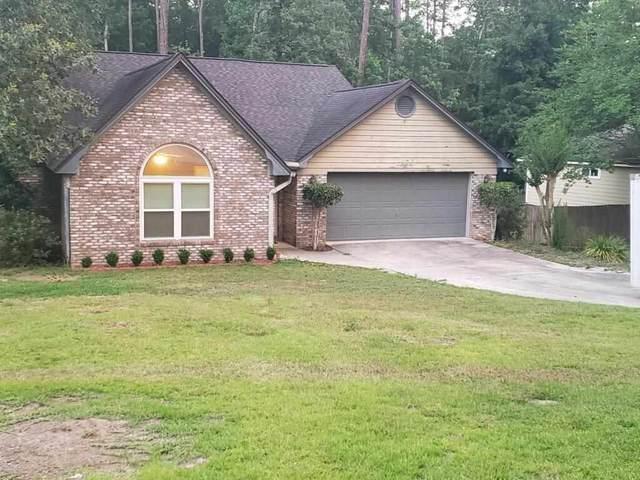 3436 Cedarwood Trail, Tallahassee, FL 32312 (MLS #333945) :: Danielle Andrews Real Estate