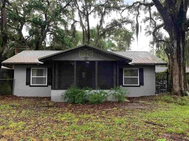 30 Hannah Dykes Street, Crawfordville, FL 32327 (MLS #333946) :: Danielle Andrews Real Estate