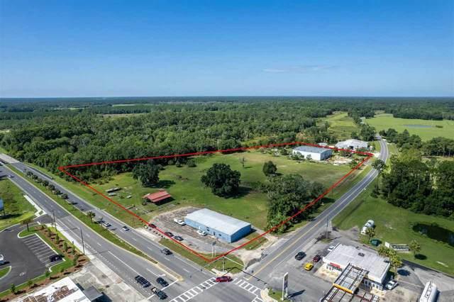 1589 & 1581 Carlton Cemetery Road, Perry, FL 32348 (MLS #333947) :: Team Goldband