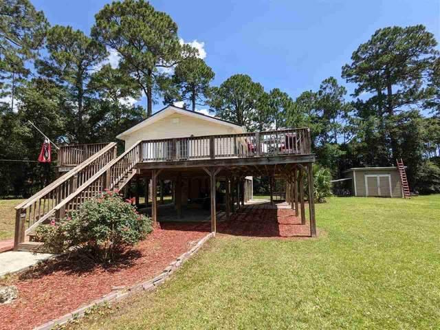 18 Dalton Lane, Panacea, FL 32346 (MLS #333948) :: Danielle Andrews Real Estate