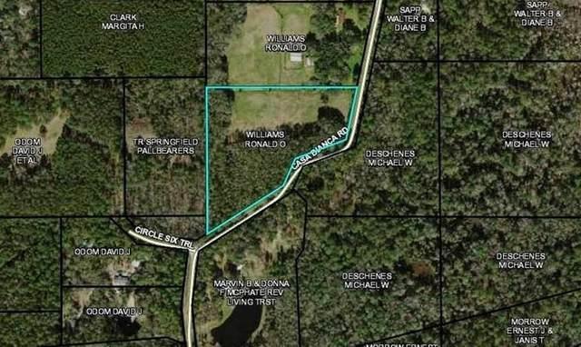 0000 Casa Bianca Road -, Monticello, FL 32344 (MLS #333963) :: Danielle Andrews Real Estate