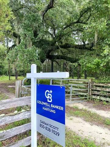 5410 S Red Padgett Road, Perry, FL 32348 (MLS #333984) :: Danielle Andrews Real Estate