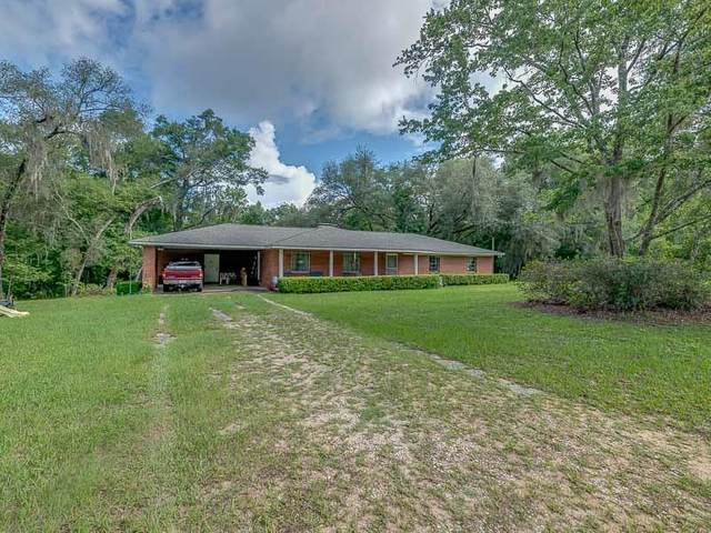 12536 Blountstown Highway, Tallahassee, FL 32310 (MLS #333998) :: Danielle Andrews Real Estate