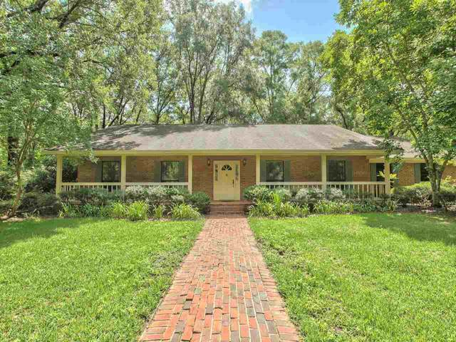 4551 Millwood Lane, Tallahassee, FL 32312 (MLS #334006) :: Danielle Andrews Real Estate