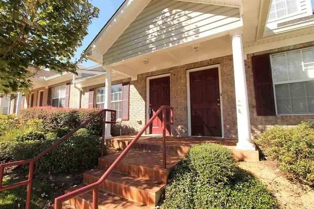 4434 Gearhart Unit 1902 Road #1902, Tallahassee, FL 32303 (MLS #334033) :: Danielle Andrews Real Estate