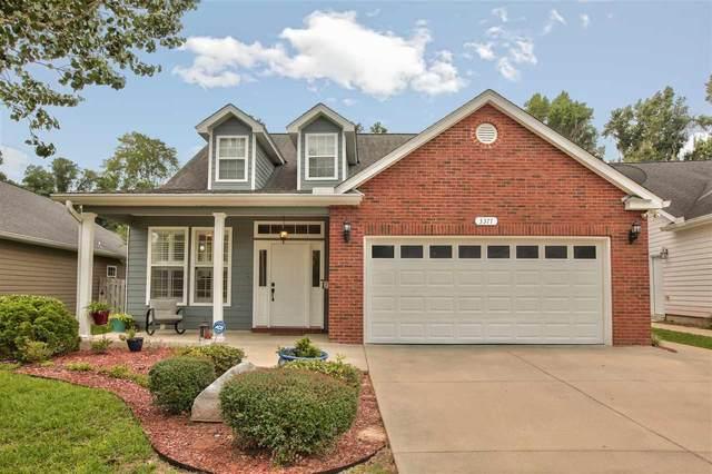 3377 Aqua Ridge Way, Tallahassee, FL 32309 (MLS #334457) :: Danielle Andrews Real Estate