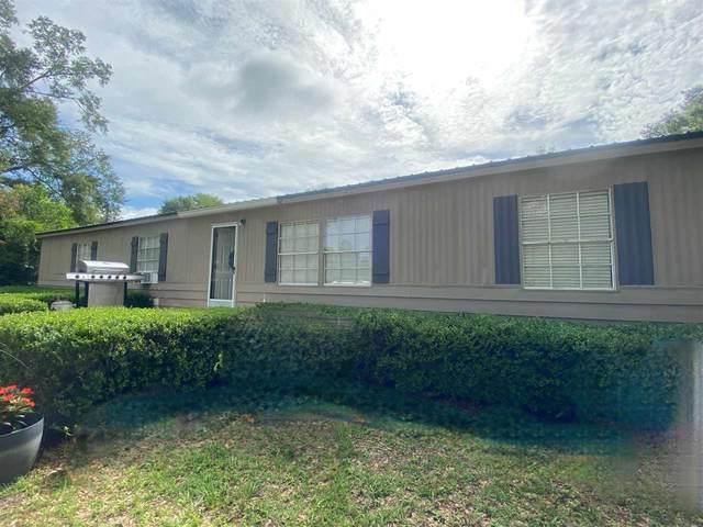 10034 NE Colin Kelly Highway, Pinetta (Madison County), FL 32350 (MLS #334621) :: Team Goldband