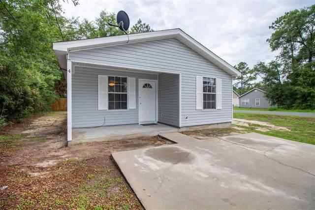 4 Ted Lott Lane, Crawfordville, FL 32327 (MLS #334728) :: Team Goldband