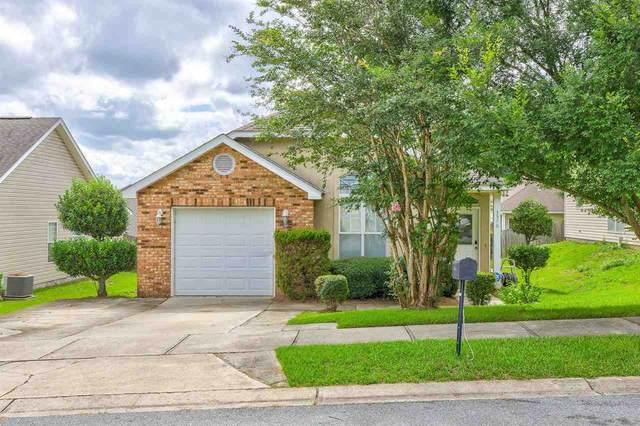 3576 Coyote Creek Drive, Tallahassee, FL 32301 (MLS #334734) :: Team Goldband