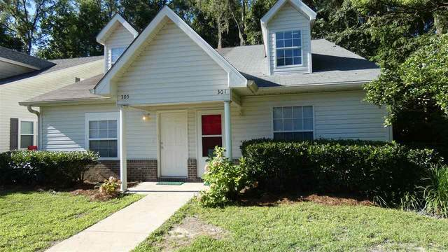 305 Melrose Drive, Monticello, FL 32344 (MLS #334795) :: Team Goldband
