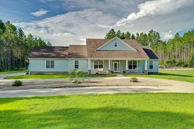 6939 Ranch Club Road, Tallahassee, FL 32327 (MLS #335245) :: Team Goldband