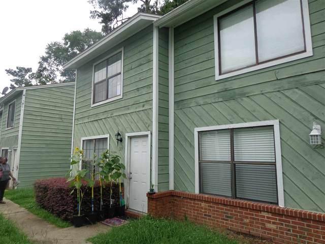 301 S Lipona Road #27, Tallahassee, FL 32304 (MLS #335353) :: Team Goldband