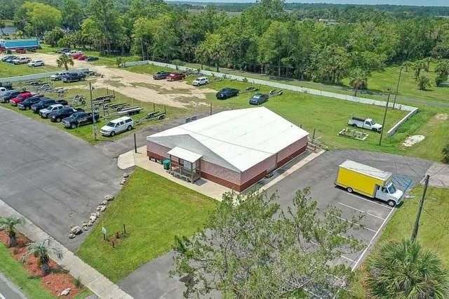 826 Port Leon Drive, St Marks, FL 32355 (MLS #335430) :: Team Goldband
