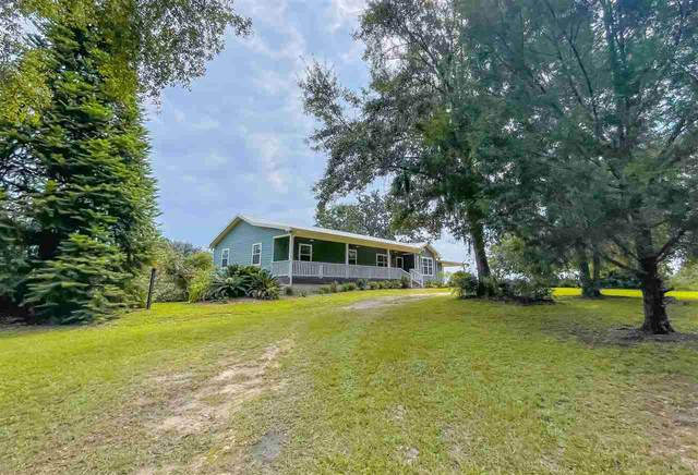 16 Frank Lacy Road, Monticello, FL 32344 (MLS #335455) :: Danielle Andrews Real Estate