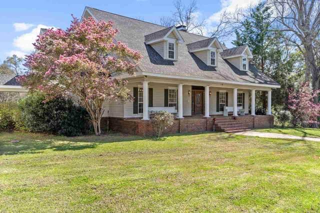 244 Glory Road, Quincy, FL 32352 (MLS #335490) :: Danielle Andrews Real Estate