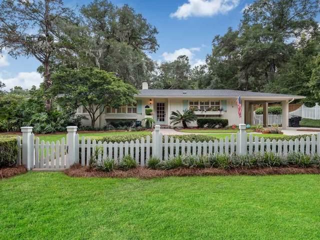 1009 Shalimar Drive, Tallahassee, FL 32312 (MLS #335514) :: Danielle Andrews Real Estate