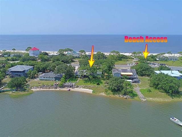 1512 Alligator Drive, Alligator Point, FL 32346 (MLS #335621) :: Danielle Andrews Real Estate