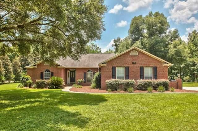 1986 Vineland Drive, Tallahassee, FL 32317 (MLS #335622) :: Danielle Andrews Real Estate