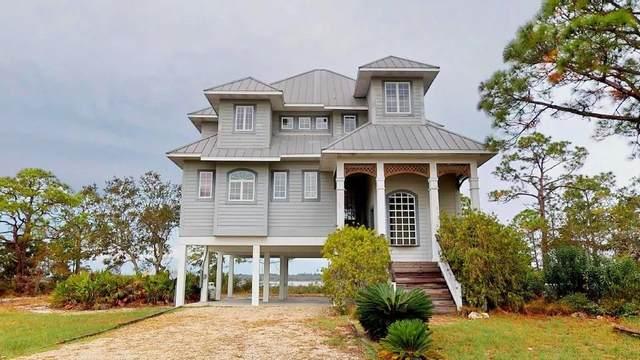 241 Hidden Harbor Drive, Alligator Point, FL 32346 (MLS #335757) :: Danielle Andrews Real Estate