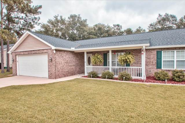 433 Sand Pine Drive, Midway, FL 32343 (MLS #335789) :: Team Goldband