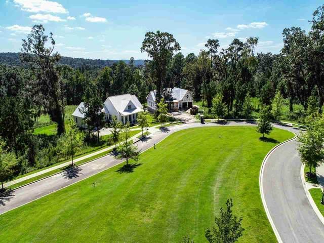 Lot 3 Rhoden Hill Way, Tallahassee, FL 32312 (MLS #335790) :: Team Goldband