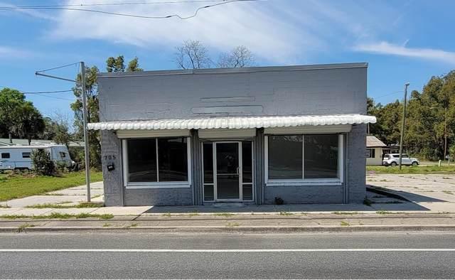 705 Byron Butler Parkway, Perry, FL 32347 (MLS #335988) :: Team Goldband