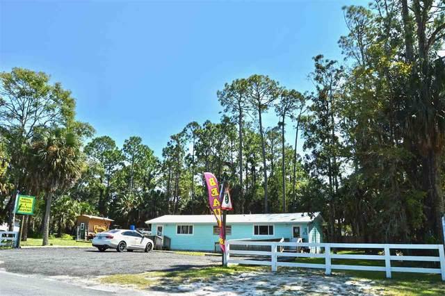 806 SE First Avenue, Steinhatchee, FL 32359 (MLS #336199) :: Team Goldband