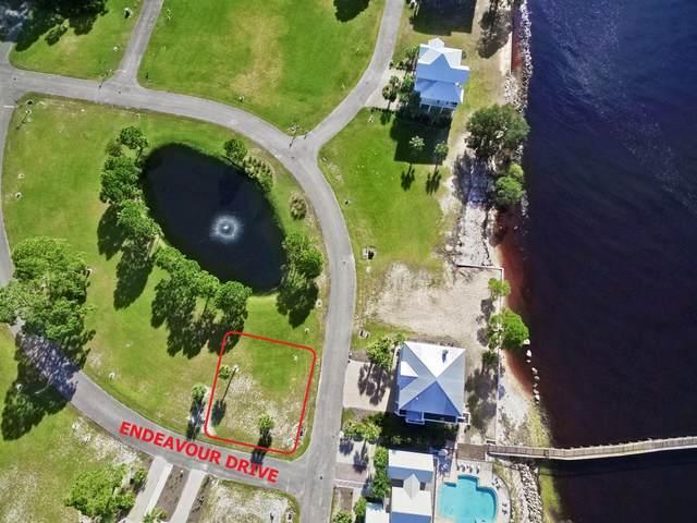 Lot 44 Top Sail Way W/Boat Slip #0, Ochlockonee Bay, FL 32346 (MLS #336290) :: Team Goldband