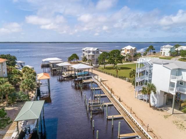 5 Endeavor - Slip P Drive, Ochlockonee Bay, FL 32346 (MLS #336777) :: Danielle Andrews Real Estate