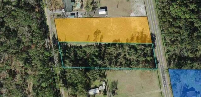 Woodville Highway, Crawfordville, FL 32327 (MLS #336835) :: Danielle Andrews Real Estate