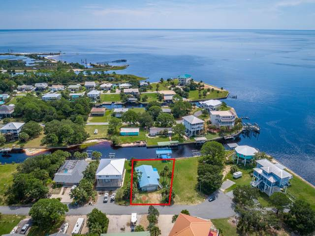 41 Blue Crab Lane, Ochlockonee Bay, FL 32346 (MLS #337020) :: Danielle Andrews Real Estate