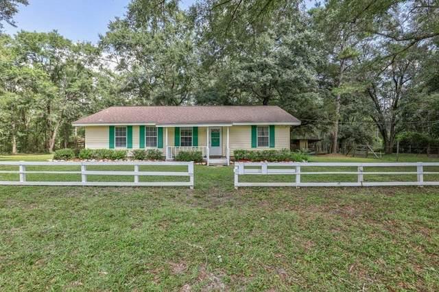 82 Slash Pine Drive, Crawfordville, FL 32327 (MLS #337072) :: Danielle Andrews Real Estate