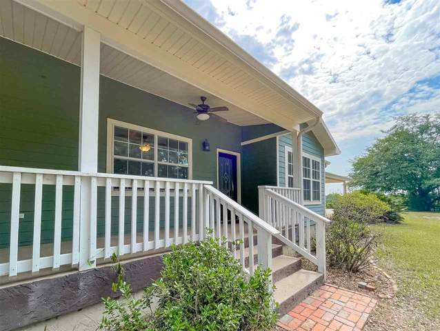 16 Frank Lacy Road, Monticello, FL 32344 (MLS #337209) :: The Elite Group | Xcellence Realty Inc