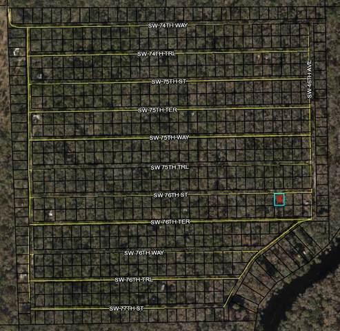 Lot 307 SW 76TH Street, Jasper, FL 32052 (MLS #337285) :: Danielle Andrews Real Estate