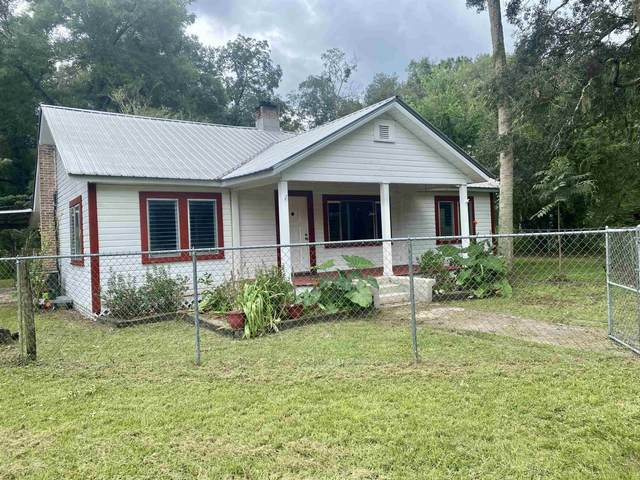 2913 Shadeville Highway, Crawfordville, FL 32327 (MLS #337294) :: Danielle Andrews Real Estate