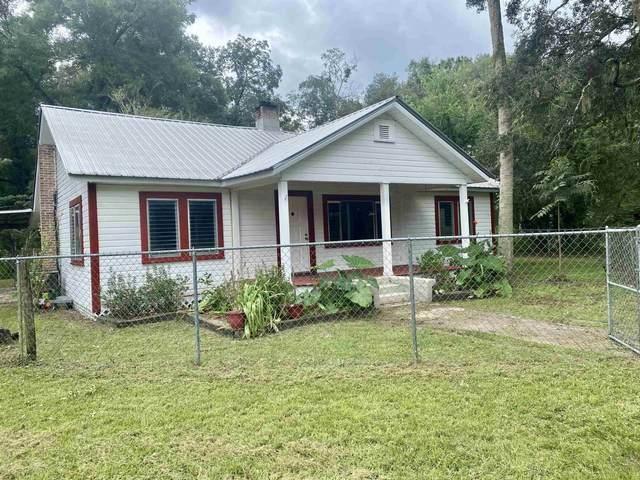 2913 Shadeville Highway, Crawfordville, FL 32327 (MLS #337300) :: Danielle Andrews Real Estate